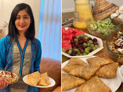 Muslims Who Fast: Labour MP Zarah Sultana adjusts to her first Ramadan in Parliament
