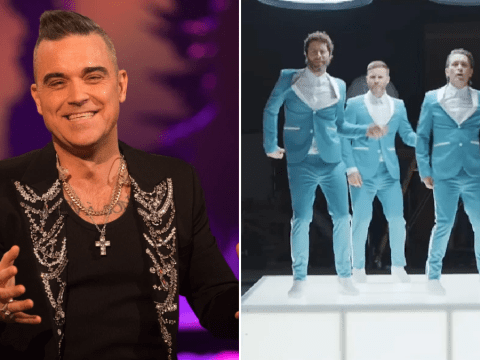 How to watch Take That's virtual concert