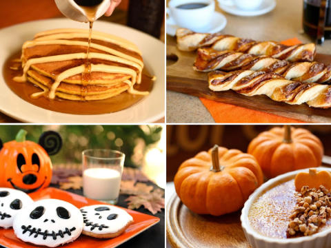 Disney shares recipes for Halloween food you can get at their parks (even though it's only May)
