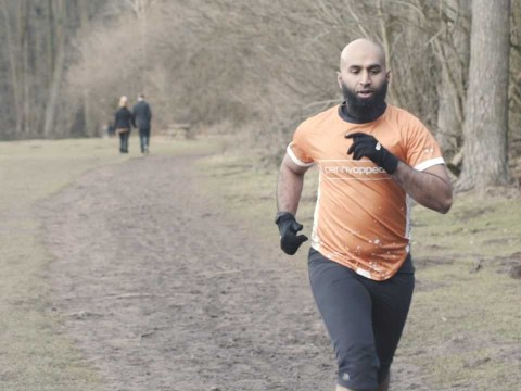 Muslim man to run 260km for charity while fasting every day