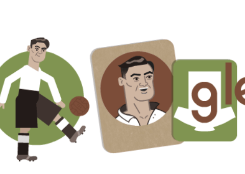 Who is Frank Soo, featured on today's Google Doodle?