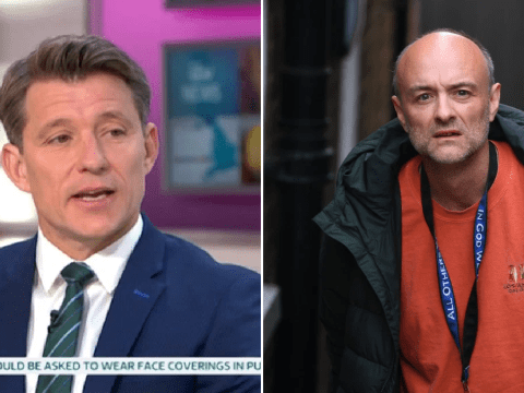 Good Morning Britain's Ben Shephard and Charlotte Hawkins fume at Dominic Cummings: 'So many families have been torn apart'