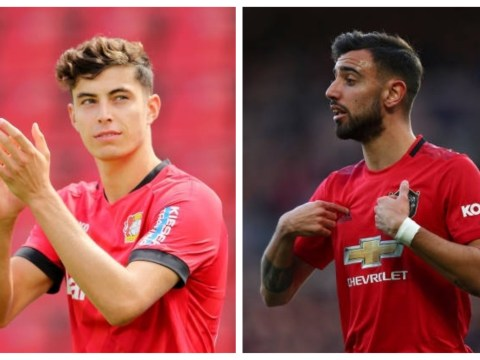 Kai Havertz could be Liverpool's own version of Bruno Fernandes, says Jan Molby