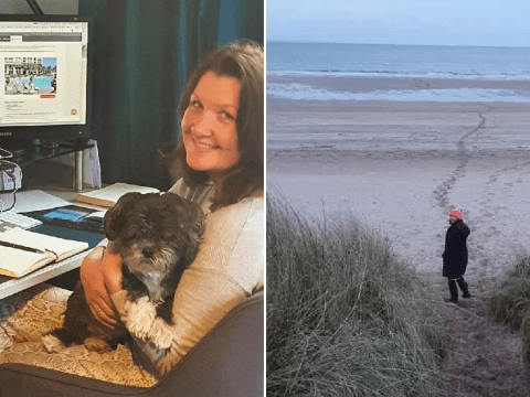 My Quarantine Routine:  Isobel, a 46-year-old trying to run a travel company during the pandemic