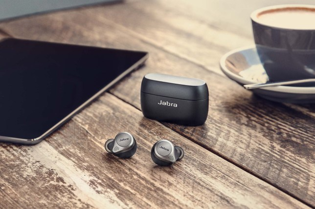 The Jabra Elite series are a solid choice (Jabra)