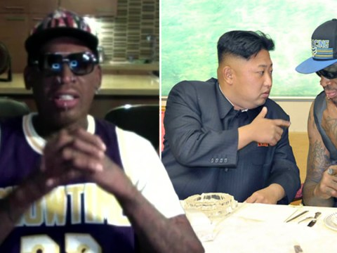 Dennis Rodman's grave warning about Kim Jong Un's sister being on TV