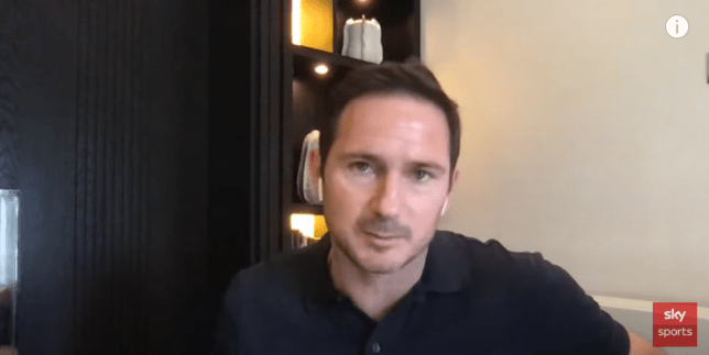 Frank Lampard wants to bolster his Chelsea squad this summer