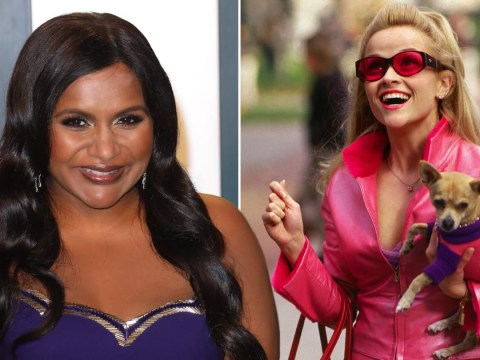 Reese Witherspoon blesses Mindy Kaling with 'Elle Woods' approval' to write Legally Blonde 3