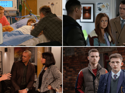 18 soap spoilers: Coronation Street diagnosis, EastEnders discovery, Emmerdale passion, Hollyoaks grooming horror