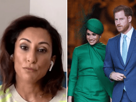 Loose Women's Saira Khan boycotts Meghan and Harry's book because they 'abandoned' British people, apparently