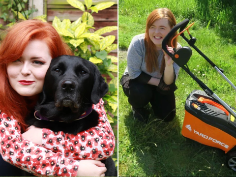 My Quarantine Routine: Lucy, a broadcaster, Youtuber and disability rights campaigner who is blind