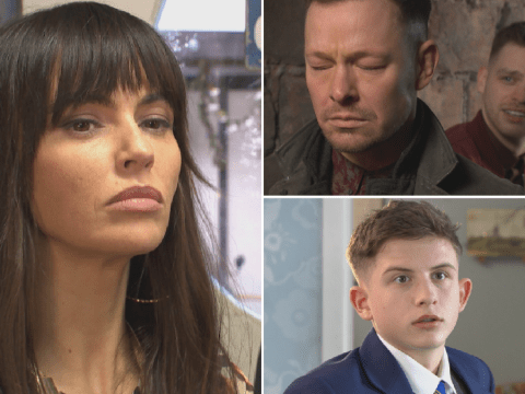 Hollyoaks spoilers: 13 new images reveal shock drugs discovery, horror secret and relationship drama