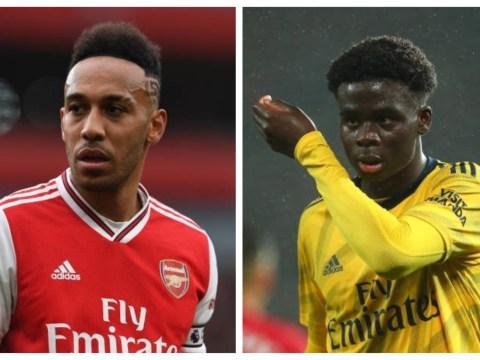 Kevin Campbell slams Arsenal board over Pierre-Emerick Aubameyang and Bukayo Saka contract sagas