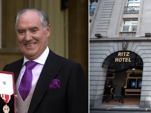 Ritz hotel sold for 'half price' after owners' family bugged it and spied on him