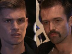 Hollyoaks fans in tears as Brendan Brady and Ste reunite
