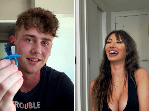 Too Hot To Handle's Francesca Farago and Harry Jowsey are now apparently getting married after reunion show proposal