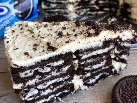 Influencer shares Oreo box cake recipe that needs just three ingredients