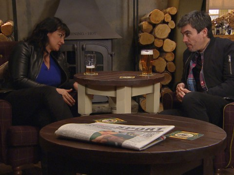 Emmerdale spoilers: Cain Dingle  devastated as Moira embarks on a new romance