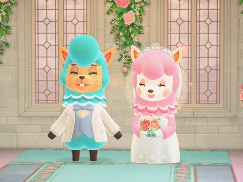 Animal Crossing: New Horizons Wedding Season update and heart crystals guide