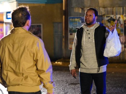 EastEnders spoilers: Shock violence as Mitch Baker and Billy Mitchell fight over Karen Taylor