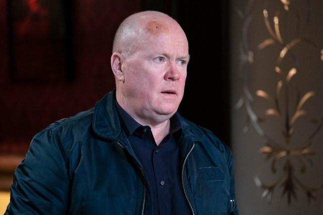 Phil in EastEnders