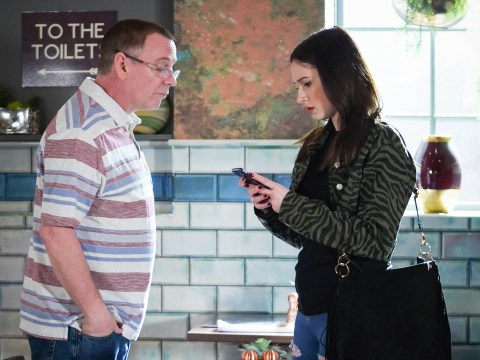 EastEnders spoilers: Dotty Cotton reveals the truth about Dennis Rickman's death to Sharon Watts?