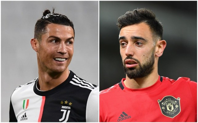 Cristiano Ronaldo has been asking Bruno Fernandes about how he is adapting at Manchester United