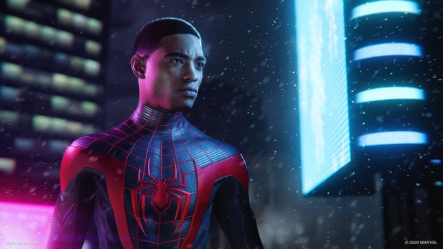 Spider-Man Miles Morales screenshot