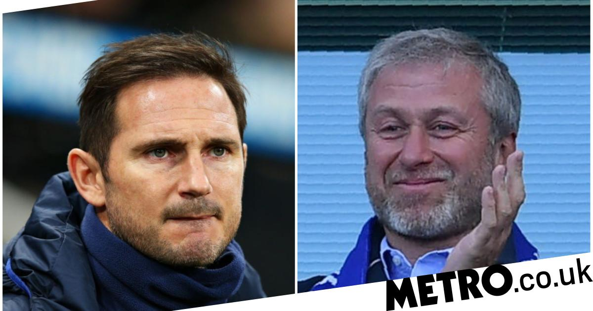 Roman Abramovich approves two 'marquee' Chelsea signings for Frank Lampard - metro