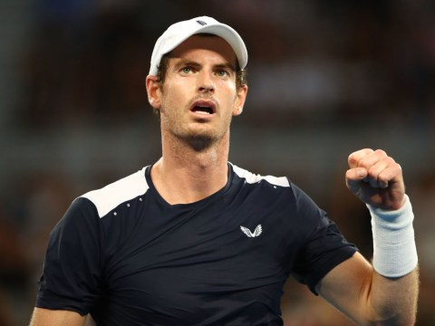 'One Hip Wonder' Andy Murray learns opponents for Battle of the Brits
