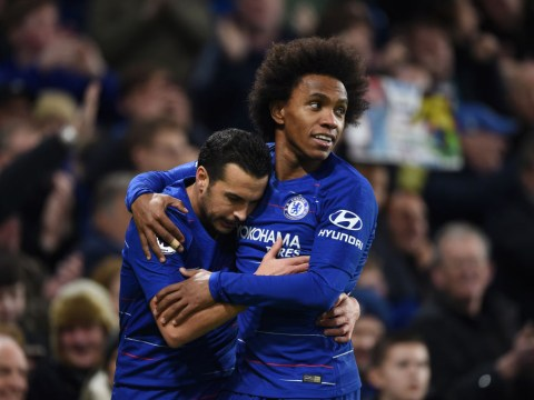Frank Lampard speaks out on Pedro and Willian's contract situations as Chelsea wingers near exit door
