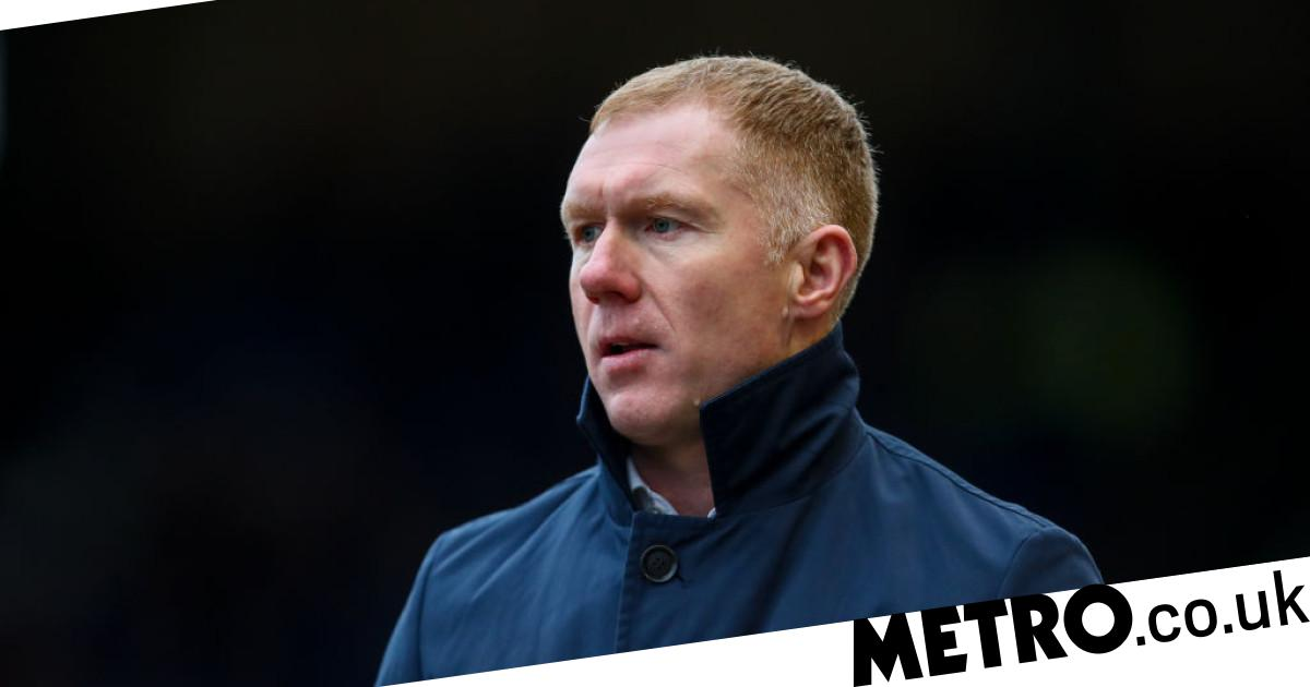 'He's the real deal' – Paul Scholes says Manchester United should have signed Erling Haaland in January - metro