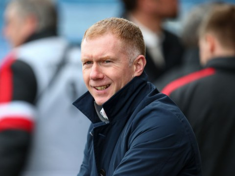 Paul Scholes names the two Manchester United youngsters that have impressed him the most this season