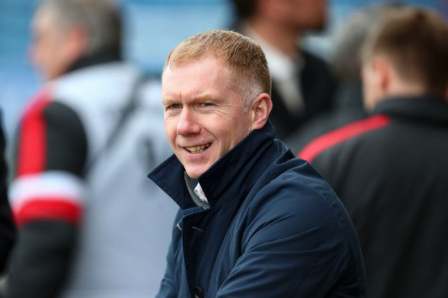 Paul Scholes held a party at his house in Oldham on the same day new Covid-19 restrictions were introduced