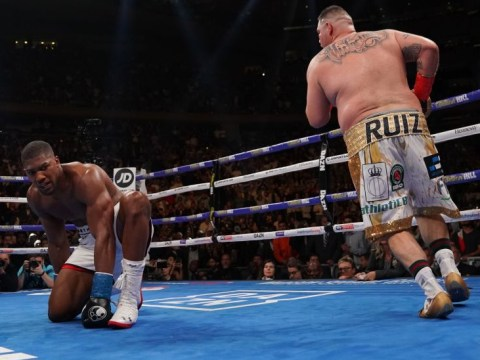 Trevor Bryan was alternative opponent option for Anthony Joshua before Andy Ruiz defeat