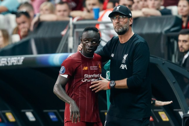 Jurgen Klopp is reportedly concerned over Sadio Mane's future at Liverpool