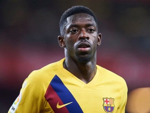 Barcelona send message to Manchester United over Ousmane Dembele transfer