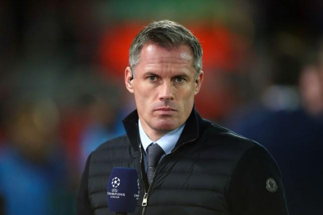Jamie Carragher has discussed David de Gea's struggles at Manchester United