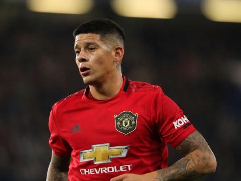 Manchester United defender Marcos Rojo set to cut Estudiantes loan spell short and return for remainder of Premier League season