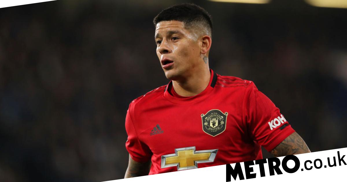 Marcos Rojo's agent confirms Manchester United exit is 'obvious' this summer - metro