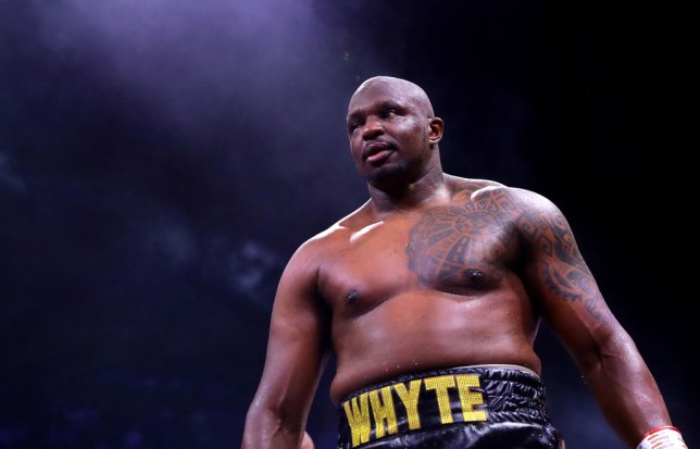 Tyson Fury sends warning to Dillian Whyte over legal action against WBC
