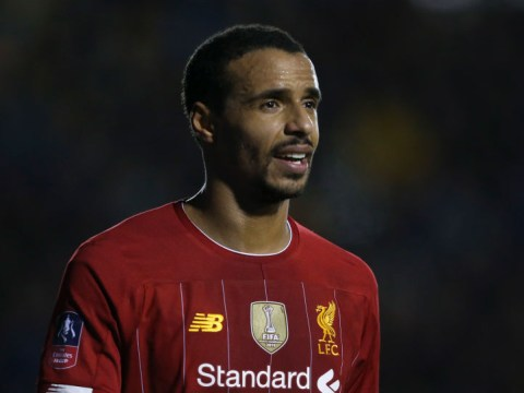 Joel Matip to miss rest of Liverpool's season with injury