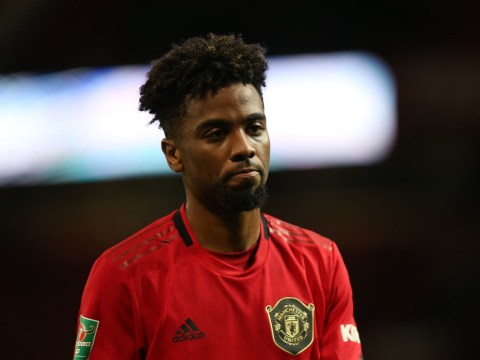 Lille interested in Angel Gomes after Manchester United departure