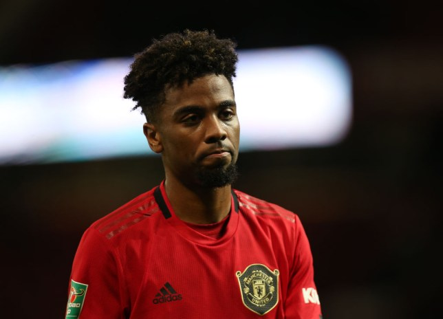 Manchester United wish Angel Gomes good luck at next club after confirming his departure