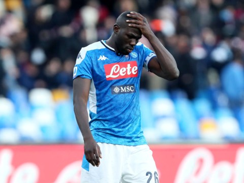 Frank Leboeuf urges Kalidou Koulibaly to snub Manchester United and join Liverpool or PSG