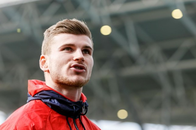 Timo Werner is set to join Chelsea this summer