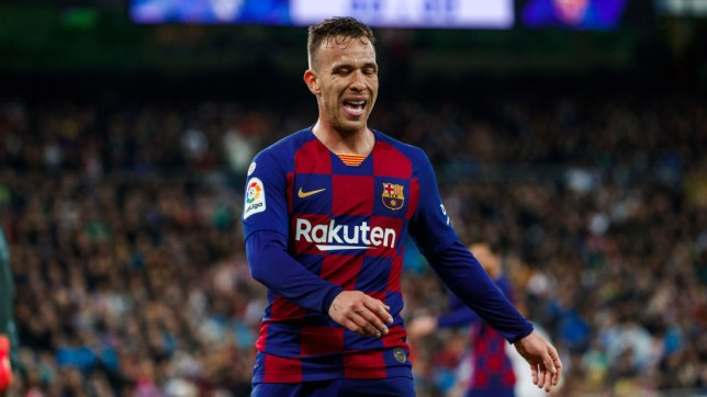 Juventus Agree 72 5m Transfer Fee With Barcelona For Arthur Melo Metro News