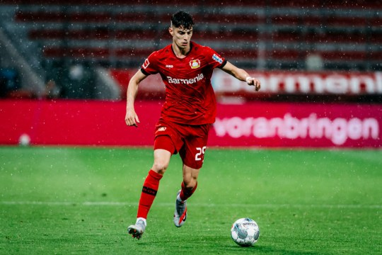 Chelsea are ready to pay Kai Havertz's £89m asking price