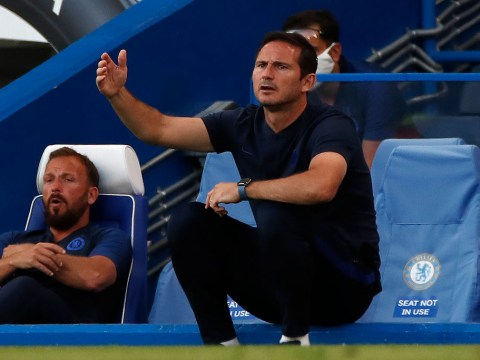 Frank Lampard issues challenge to his Chelsea players after Liverpool win Premier League title