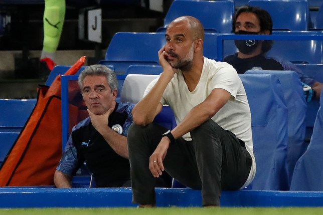 Manchester City relinquished the Premier League title following their 2-1 defeat at Chelsea